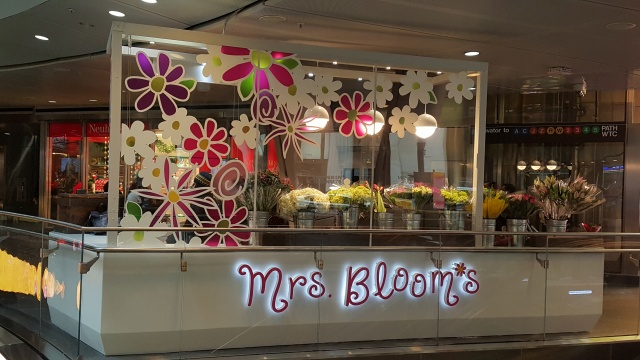 Mrs. Blooms